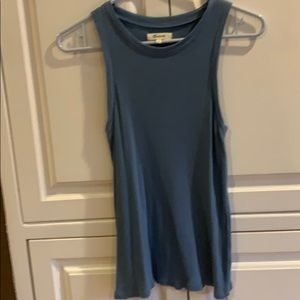 Madewell muscle tank, size small